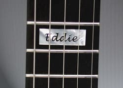 fretboard and inlay